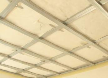 Шумоизолация на таван в апартамента си rukami8