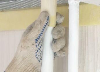 Звукоизоляция потолка в квартире своими руками10