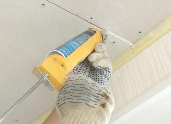 Шумоизолация на таван в апартамента си rukami11