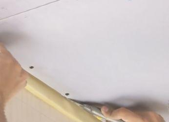 Звукоизоляция потолка в квартире своими руками13