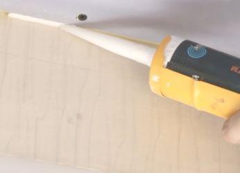 Шумоизолация на таван в апартамента си rukami14