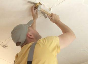 Шумоизолация на таван в апартамента си rukami3
