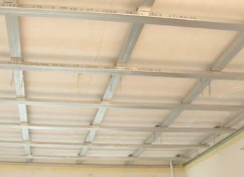 Шумоизолация на таван в апартамента си rukami5.1