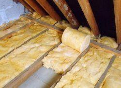 звукоизоляция потолка в деревянном доме
